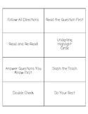 Test Strategies Handout