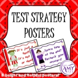 Test Strategy Posters- Great for NAPLAN