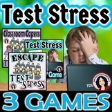 Test Prep Test Stress Escape Room 3 Game Bundle