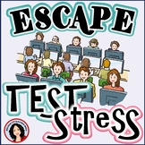 Test Prep Escape Room Activity Escape Test Stress