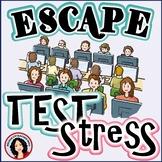 Test Prep Escape Room Activity Escape Test Stress