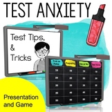 Testing Tips Presentation and Jeopardy Game