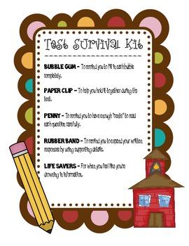 Test Survival Kit!