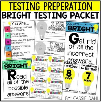 Test Taking Packet