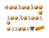 Test-Taking and Study Skills Practice Basketball Game-scho