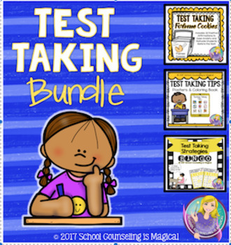 Test Taking Bundle (save 30%)