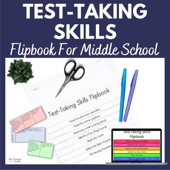 Test-Taking Skills Flipbook