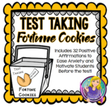 Test Taking Fortune Cookies