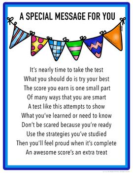 Testing Motivation Letters