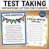 Testing Motivation Letter
