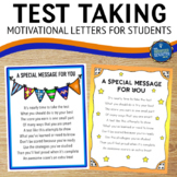 State Testing Letter to Students