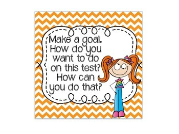 Test Taking Reminders and Tips