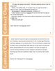 Test-Taking Review:Mini-Passages w/ Main Idea, Inference &