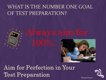 Test Taking Strategies For Essay Tests PowerPoint