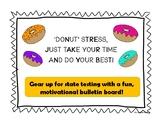 Testing Bulletin Board *Donut Themed!*