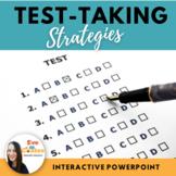 Test-Taking Strategies Interactive PowerPoint