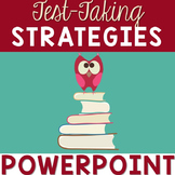 Test-Taking Strategies Interactive PowerPoint Sample