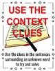 Test Taking Strategies- Mini Anchor Chart Posters