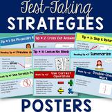 Test-Taking Strategies Posters
