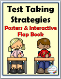 Test Taking Strategies Posters and Interactive Flap Book {Test Prep}