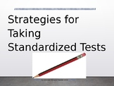 Test Taking Strategies PPT a PowerPoint