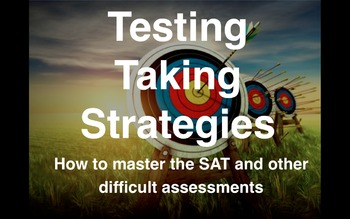 Test-Taking Strategies Presentation