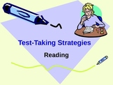 Test-Taking Strategies: Reading