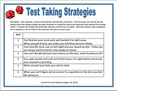 Test Taking Strategies Roll-A-Die 1 and 2