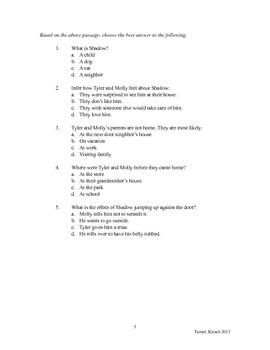 Test Taking Strategies & Skills Part 2 Set
