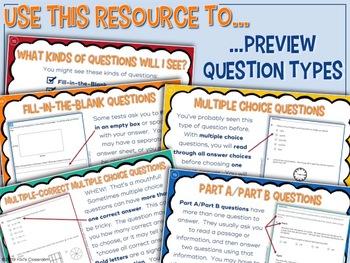 Test-Taking Strategies Slideshow   Test Taking Skills & Reassurance Grades 3-5