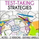 Test-Taking Strategies Wheel