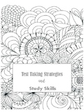 Test Taking Strategies and Study Skills Workbook