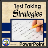 Test Taking Strategies PowerPoint - TEST PREP
