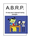 Test Taking Strategy - A.B.R.P.
