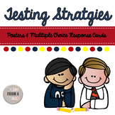 Test Taking Strategy Posters & Multiple Response Cards
