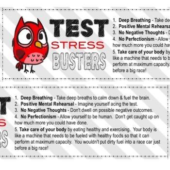 Testing Strategies Bookmarks