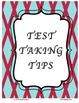 Test Taking Tips Bulletin Board Set