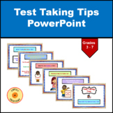 Test Taking Tips: How To Do You Best On Every Test PowerPoint