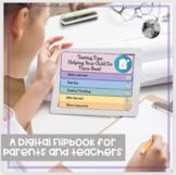 Test Taking Tips for Parents: A Digital Flipbook