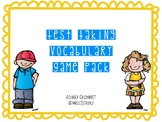 Test Taking Vocabulary Game Pack