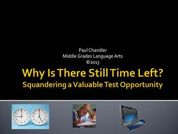 Test Taking Without Squandering Time