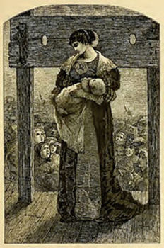 Test-The Scarlet letter by Nathaniel Hawthorne
