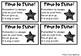Test Theme Student Brag Tags, NAPLAN Positive, Time to Shine Student Gift