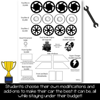 Test Track: A STEAM Project Based Learning Experience for Grades 3-5