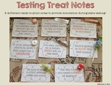 Test Treat Notes