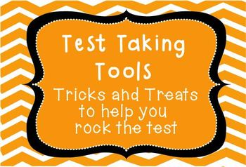 Test Treats - Strategies for Taking Tests
