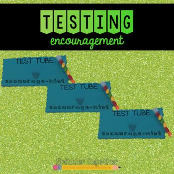 Test Tube Encourage-mint