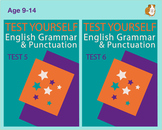 Test Your English Grammar And Punctuation Skills: Test 5 a