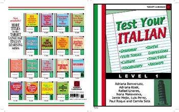 Test Your Italian-Level 1