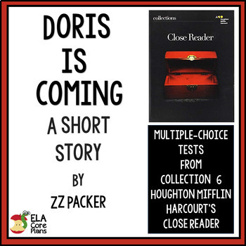 """Test for """"Doris is Coming"""" Short Story in Collections Close Reader"""